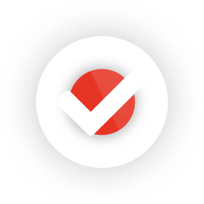 Check Mark icon for Full Content Management Systems